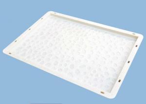 China Economical Brick Paver Molds 70 * 50 * 4cm Patio Slab Moulds  Long Service Life on sale