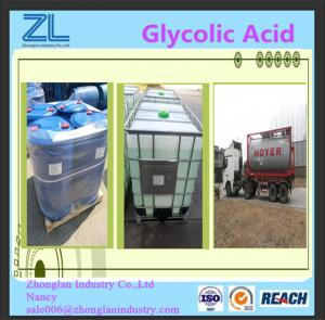 China Glycolic acid 70% for skin care on sale