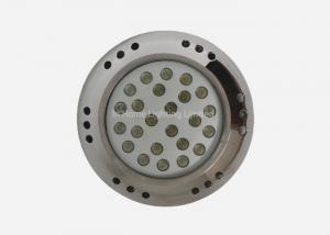 China 50W 316 Stainless Steel Blue Marine Underwater LED Lights for Sea Salt Water on sale
