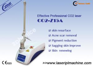China Scar Removal and Pigment Removal 15W Co2 Surgical Medical Laser Machine on sale