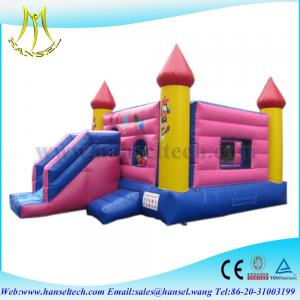 China Hansel Special Jumping Castle ,Inflatable Combos With Bounce House For Princ on sale