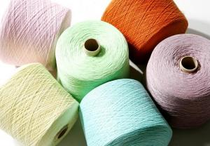 China Virgin combed cotton yarn for knitting,weaving on sale