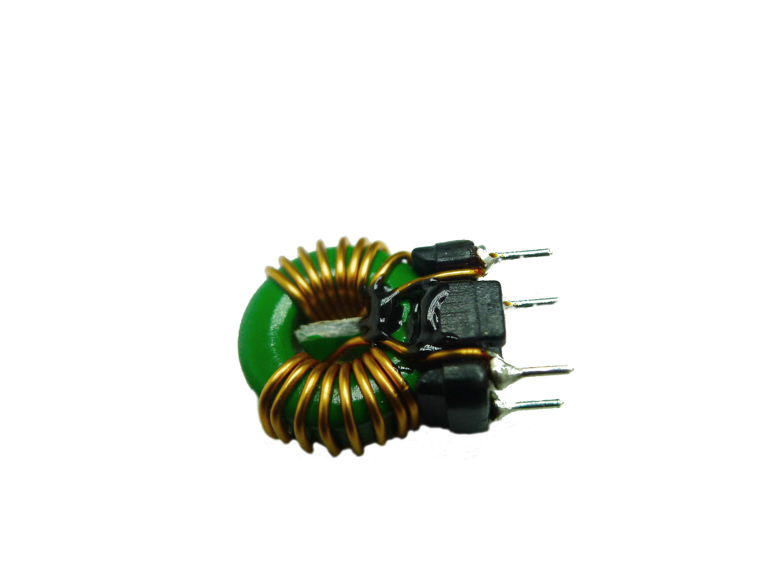2mH MiZn core material common mode choke instead used for LED and