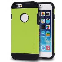Apple iPhone 6 4.7inch Silicone Cell Phone Cases Durable Green Product Vibrant