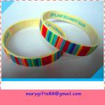 fashion custom silicone bands