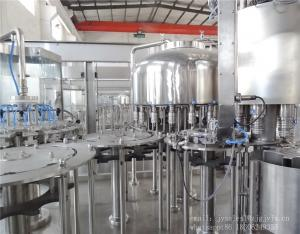 China Customized PET Water Bottling Machine With CE , Drink Water Bottling Machine on sale