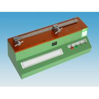 Metal Naked Wire Elongation Tester 250-300 mm / Min For Aluminum / Copper / Iron