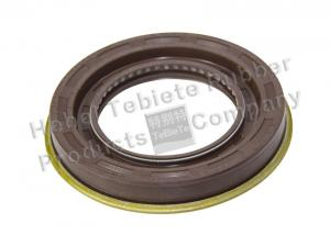 China FAW Differential Oil Seal88*142*20mm,ISO 9001 Standard Grease Oil Seal , Double Lip Oil Seal Low Friction on sale