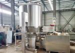 GFG High Efficient Industrial Fluid Bed Dryers For Lotus Ginger Medicine Powder
