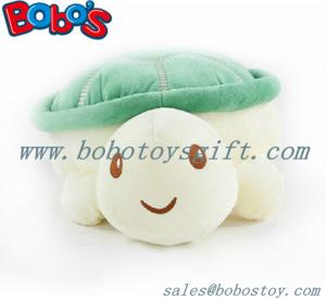 China Lovely Plush Turtle Animal Pet Toy With Squeaker on sale