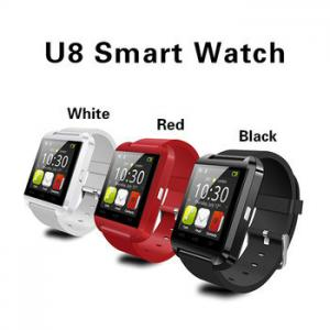China Bluetooth smart watch U8 a1 dz09 gt08Wrist Watch U smartWatch for Samsung S4/Note2/3 HTC LG Xiaomi Android Smart phones on sale