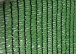 Green color HDPE sun shade net 1.5*10meter for personal house use