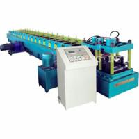 18 Stations C Purlin Forming Machine , Metal Roll Forming Machine For Purlin