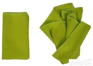 China Poliamida de encargo al aire libre del poliéster el 20% de las toallas el 80% de la microfibra del ante on sale