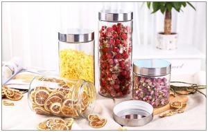 China Lead Free Glass Containers for Spice, Seasoning, Cruet on sale