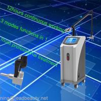 RF Fractional CO2 laser machine 40W power for resurfacing skin rejuvenation