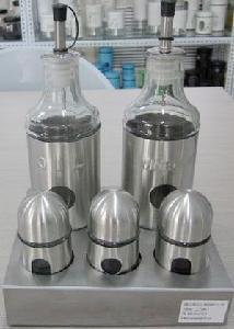 China Glass Oil Bottle / Spice Jar (SS1203-1) on sale