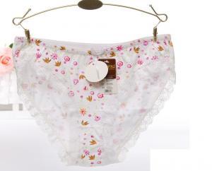 China elegant lace lady underwear underwear on sale