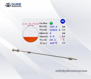 China Service Station Use Tank Gauging Equipment , Diesel Fuel Tank Level Measurement on sale