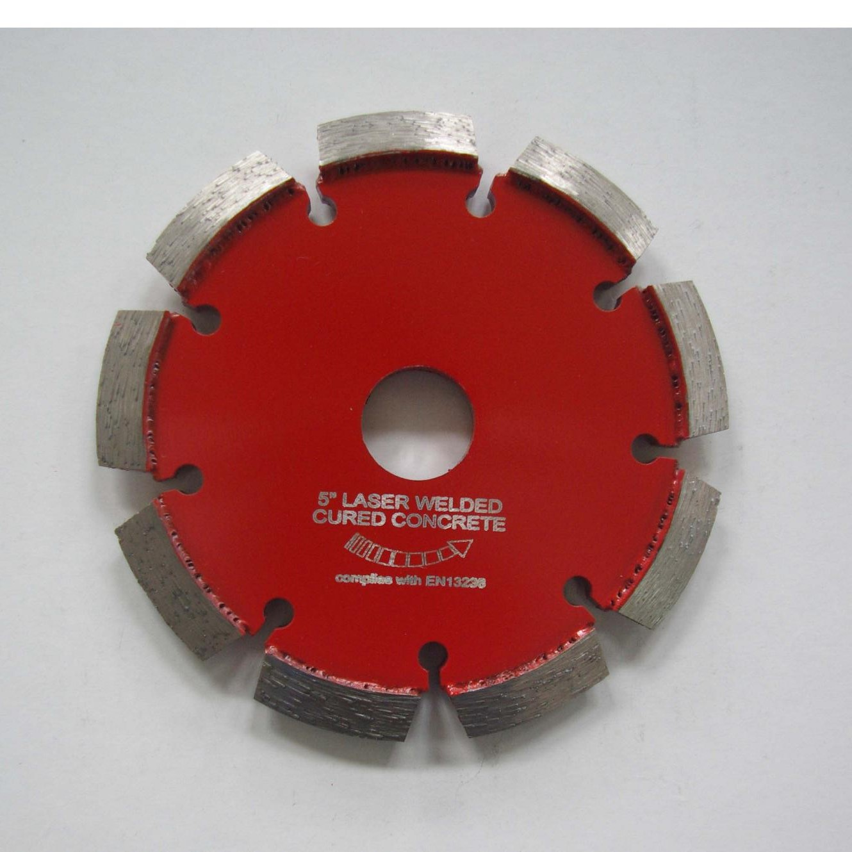Tile Cutting Diamond Blade 180 x 22.23mm Continuous Rim Angle Grinder Masonry