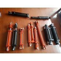 China Le cylindre hydraulique 2 de tige de renfort ennuient 4 course pour des machines agricoles on sale