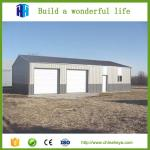 Quick structure steel garage building prefabricated industrial sheds