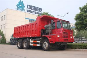China HOWO MINING KING TRUCK on sale