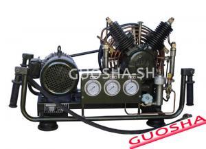 China Scuba high pressure air compressor( 300 bar  30 mpa 4500 psi 265L/min 440V  60HZ 380v 50HZ) on sale
