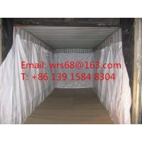 Chemical PP woven open top 20 ft / 40 ft sea bulk liner for iron ore