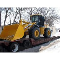 LW600K XCMG Heavy Construction Machinery Wheel Loader With 3.5-4.5M³ Bucket