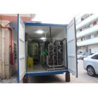 Pretreatment Containerized Water Treatment Plant Hydranautics / GE Membrane Type