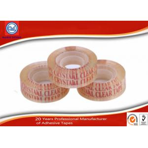 China High Track Crystal Cello BOPP Stationery Tape Invisible Adhesive Clear on sale