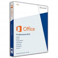 China Computer Genuine Microsoft Software System , Office 2013 Professional 32 / 64 Bit For 1 PC on sale