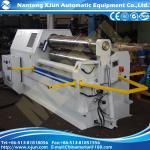 Quente! MCLBWB-0.5*5000 corrugou a máquina de dobra da placa, conduzida mecânica, máquina de rolamento da placa de Nantong