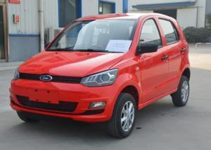 China RHD 5 doors Electric Passenger Vehicles Hatchback Sedan with Lithium Battery on sale