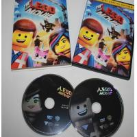 hot sale Disney dvd boxset Lego movie 2dvds with slip case sealed new reelsae