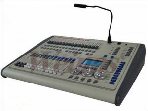 China 1024 Mini Pearl DMX LED Controller / Stage Light Controller Desk Mixer on sale