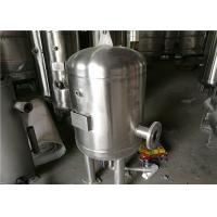 Titanium Clad Heater Stainless Steel Air Receiver Tank With X - Ray Inspection