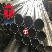 GB/T 24187 Cold Drawn Precision Steel Tube Welded Steel Pipes Length 1.5m - 4m