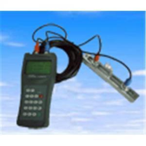 China Ultrasonic flow meter (Hand held) on sale