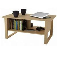 Portable Modern Furniture Table Square Tea Table With Storage Space Casual Dining Sets