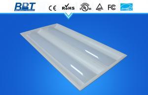 China 4560lm high power 2x4 led troffer light / flat panel led lights 1200x600mm on sale