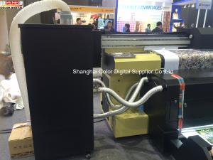 China El servicio de impresión directo al aire libre de materia textil surge la impresora con la cabeza de impresión de cuatro Epson on sale