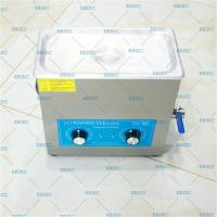 China ERIKC Diesel Injector Tester Ultrasonic 6L Fuel Injector Cleaning Machine Stainless Steel on sale