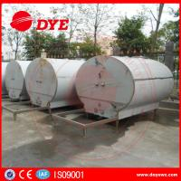 Large Milk Transport Tank For Milk Processing Factory And MCP