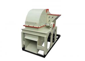 China Energy Saving Stump Wood Crusher Machine 11kw Capacity 600 kg / h on sale