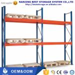 China supplier high quality heavy duty pallet rack system for warehouse storage