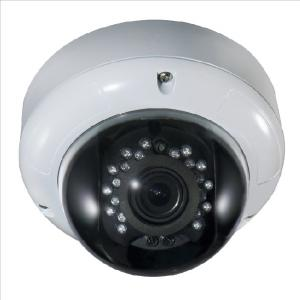 China 720P HD Network IR-CUT Night Vision Dome Camera With Motion Detection wholesale