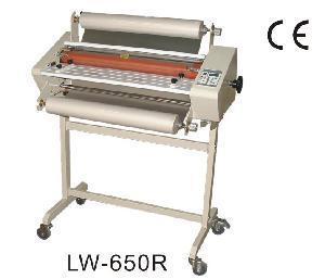 China Laminador del rollo de LD-650RS on sale