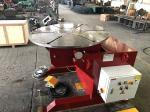 Welding Rotating Table 1000kg Welding Positioners Remote Hand Control Box